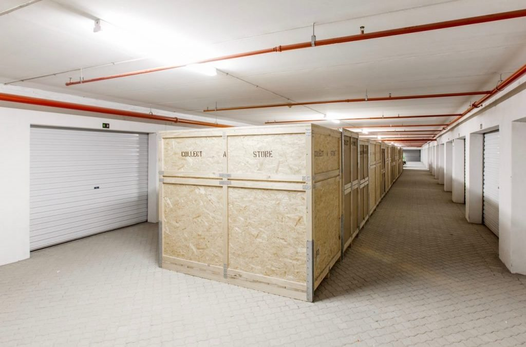 Choosing the right boxes for storage and organizing